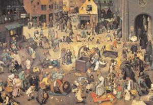 Каков главный тезис эпохи Средневековья?