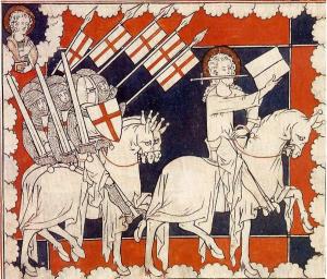 В каком веке состоялся первый крестовый поход?